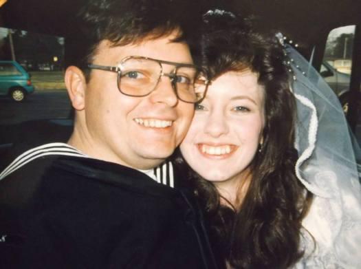 newlywed-couple